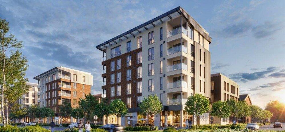 Первые 100 квартир уже распроданы: на Уус-Веэренни идет строительство 50 домов и детского сада