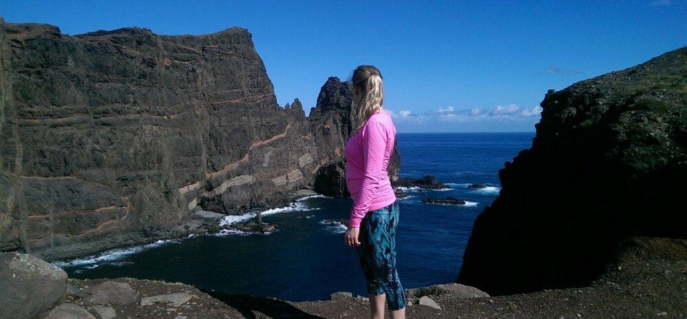 Terviseblogi Madeiral - mis trenni siin küll teha?