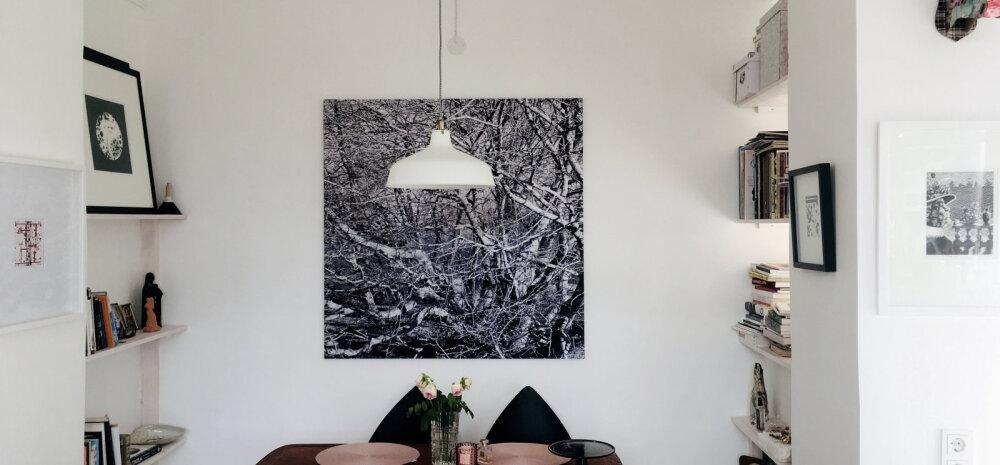 Sisearhitekt Ivo Rannaste: Kunst täiendab ruumi ja annab sellele elu