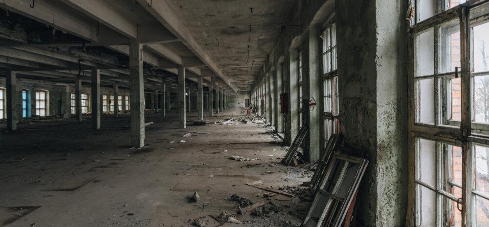 FOTOD ENNE JA PÄRAST | Arendaja hakkab korda tegema ajaloolist ja pompöösset tondilossi