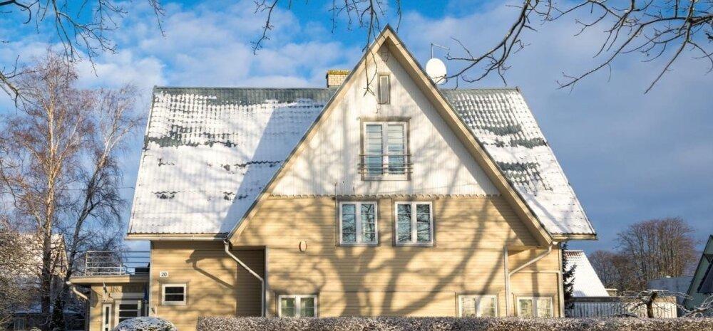 ФОТО | Финский политик и бизнесмен выставил на продажу свой отель в Пярну