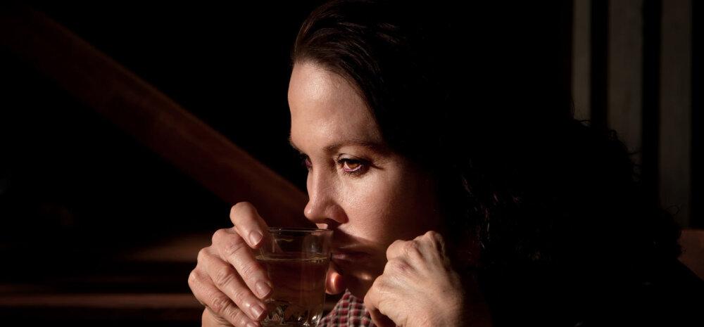 Sõltuvusnõustaja: lähisuhtevägivalla ohvril on risk sattuda alkoholi- või ravimisõltuvusse