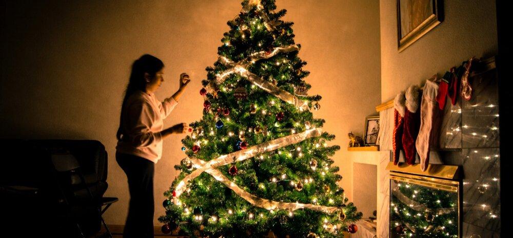 Üksikud, ühineme! Nukrutsemise ja kurvastamise asemel tule vestle teistega, kel jõulupühade ajal kaaslasi pole!