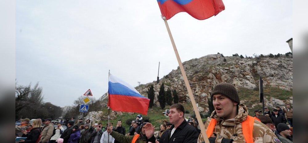 Sevastoopol - linn, kust vene sõdur iialgi ei lahku?