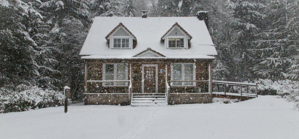 Kuidas kodu tormi eest kaitsta ja mil määral hüvitab kahju kindlustus?