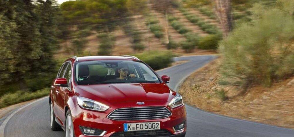 Ülipisikese 1.0 EcoBoost mootoriga Ford Focus - tõesti auhinda väärt auto