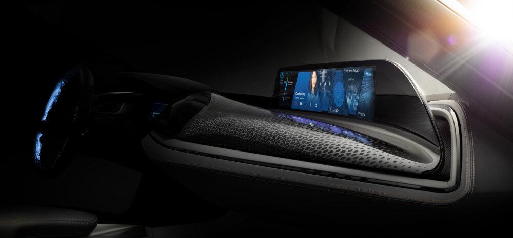 Oleks ka juba aeg: BMW uus puuteekraan tuleb… puutevaba