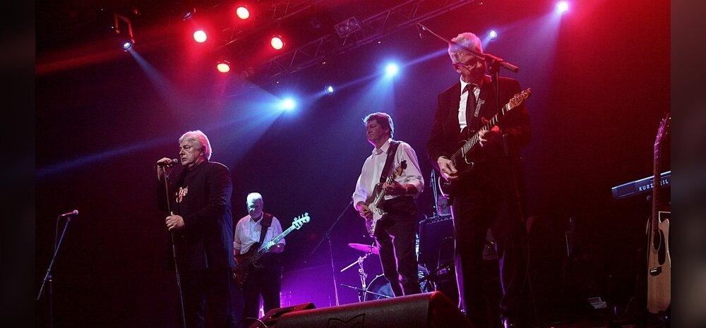 FOTOD: Vanad mehed? Kaugel sellest! Rock Hotel rokkis 34. sünnipäeva puhul nagu muiste