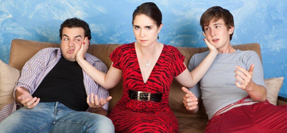 Mees ei jaksa enam oodata: naine, otsusta ära, kas lähed tagasi oma eksi juurde või lood suhte minuga!