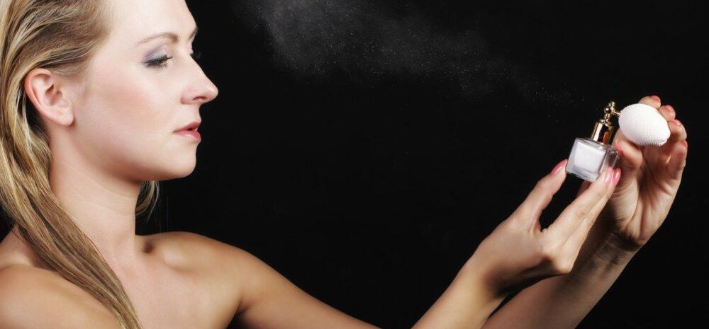 Sten kurjustab: naine, ära kalla omale tervet lõhnaõlipudelit peale!