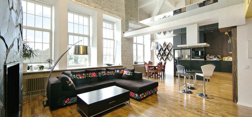 FOTOD | Isikupärane loft endises Lutheri vabrikus
