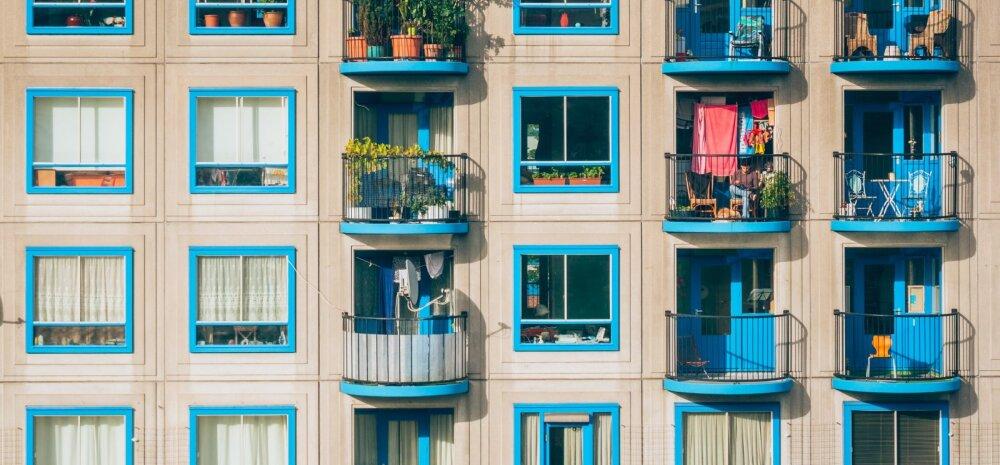 Эстонский рынок недвижимости упал на 20%