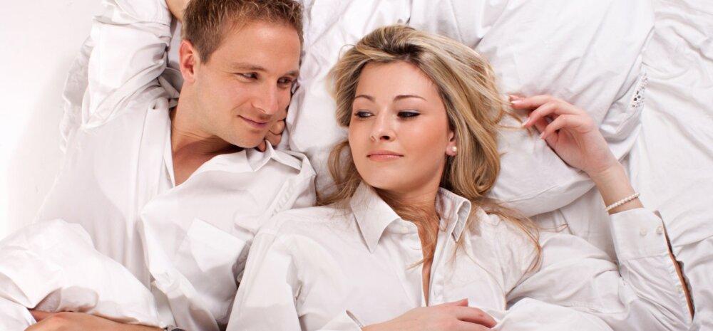 Viis asja, milleks pead valmis olema, kui esimest korda pärast sünnitust seksid