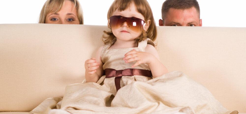 10 armastavat käitumisviisi, millega sa oma lapse tuleviku võid kindla peale ära rikkuda