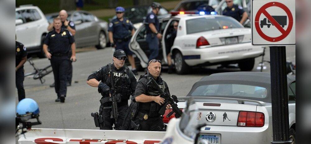 Washingtoni politsei lasi maha depressiooni all kannatava relvitu naisterahva – ebaseaduslik?