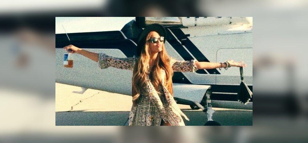 Tõeline festaribeib: Beyoncé Coachella-kostüüm maksis 8000 dollarit!