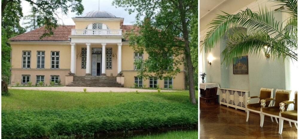 ФОТО | Миллион евро за мызу с самым крупным орешником в Прибалтике
