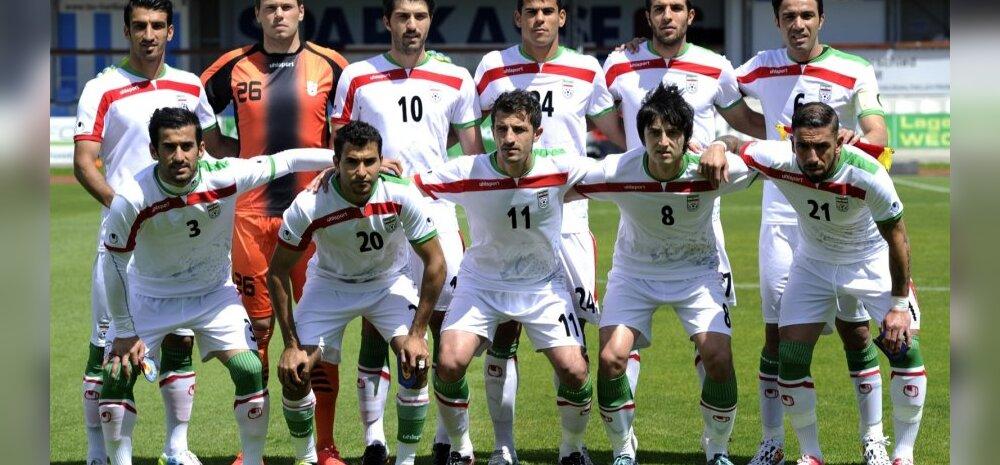 Iraani jalgpallikoondis