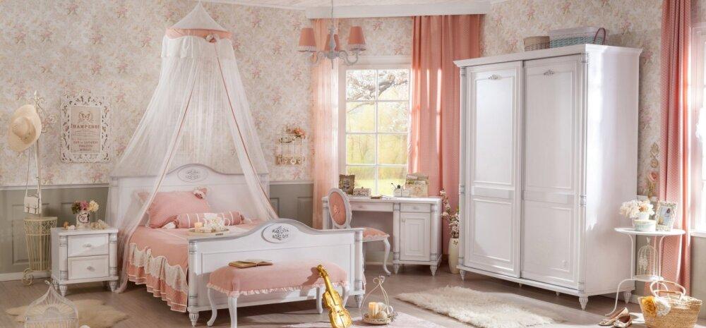 Kuidas sisustada romantilises stiilis kodu?