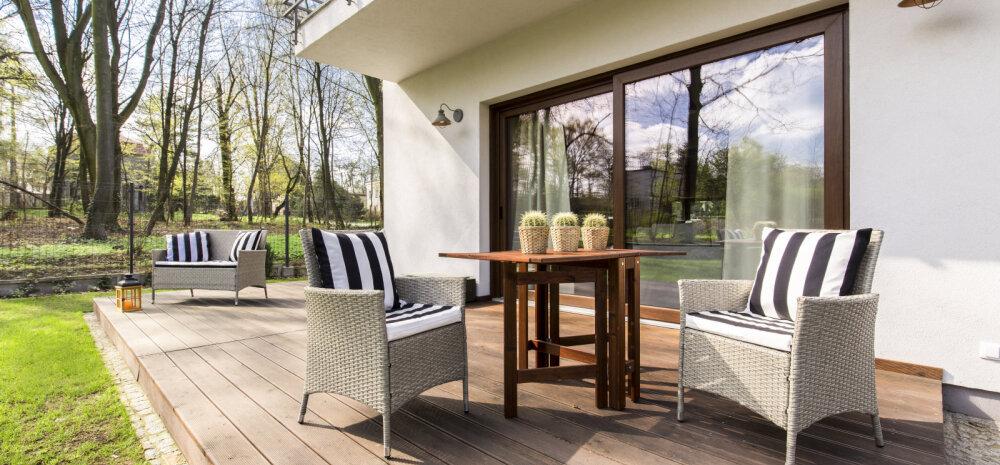Puidust terrassipõrand — milline puit valida ja mida ehitamisel silmas pidada?