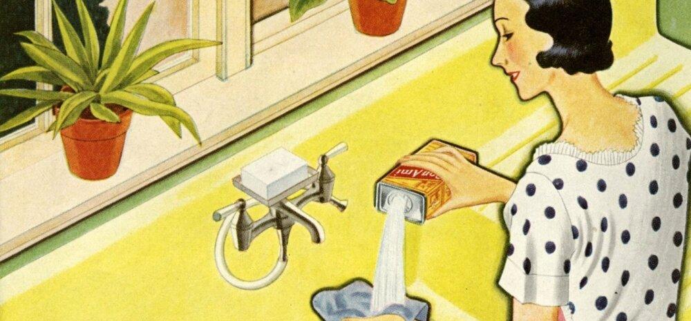 Забавные лайфхаки советского времени для дома и быта
