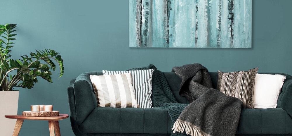 СОВЕТЫ ЭКСПЕРТА | В какие цвета покрасить стены в квартире, чтобы потом не пожалеть?