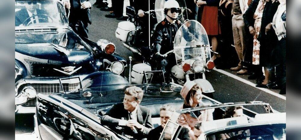 Kennedy mõrvast möödus poolsada aastat