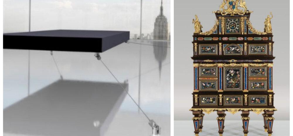 Üle miljoni maksev voodi või kullast tool — vaata, millised on maailma kallimad sisustustooted!