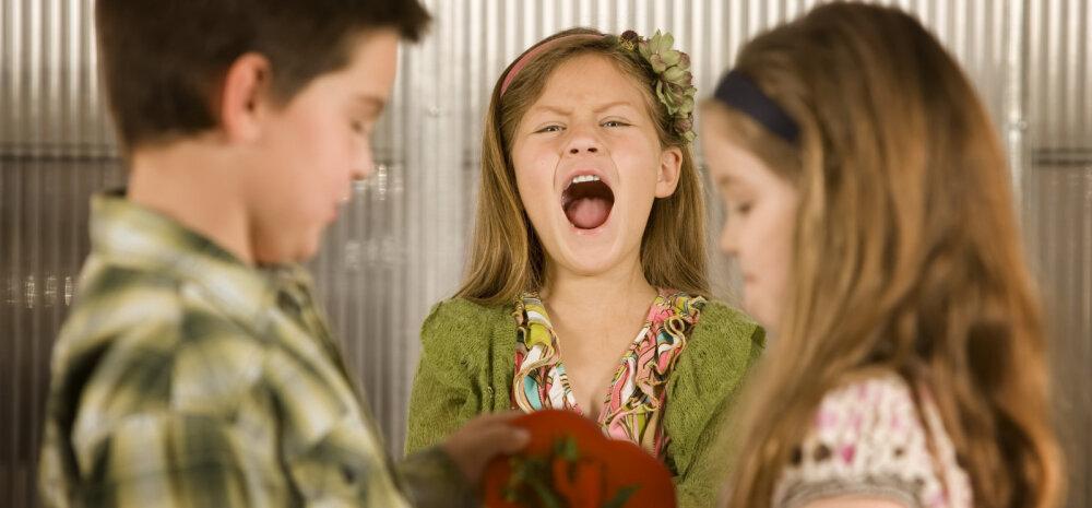 Tõrvatilk pühadepotis: tunnen õudust abikaasa tädilastele kingituste tegemise ees ning see rikub suure osa jõuluootusest