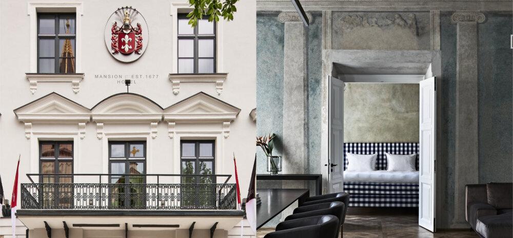 ГАЛЕРЕЯ | Дизайн-отель PACAI в Вильнюсе со старинными фресками на стенах. Вы можете остановиться в здании, где жили Наполеон и Петр I