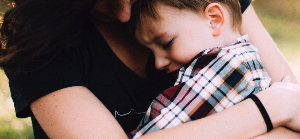 Seda peaks teadma iga ema: kuidas kasvatada poega nii, et temast ei saaks vägistaja