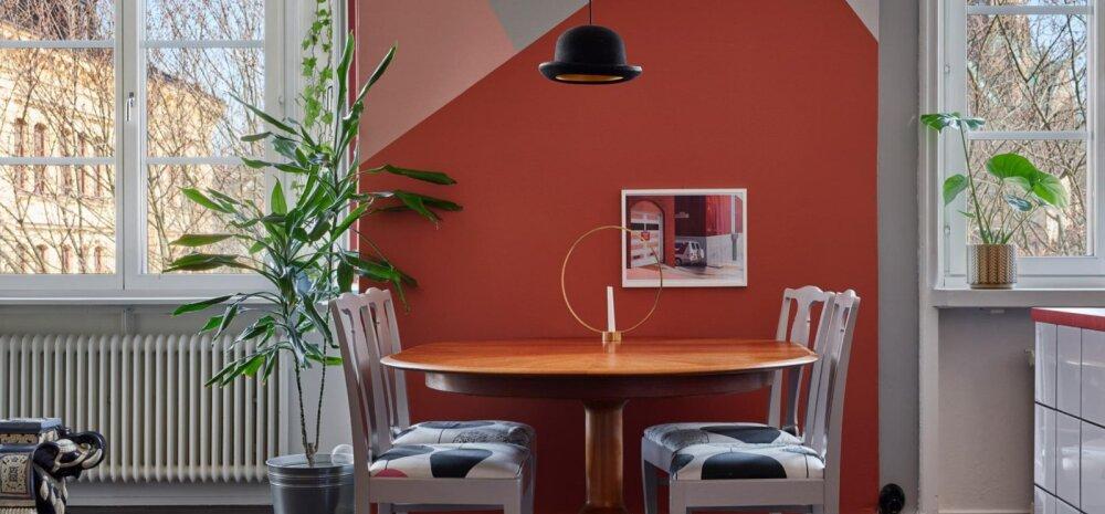 FOTOD | Leidlike ideedega täidetud pisike ja lahe kodu