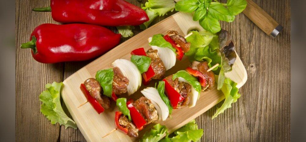 Grilli tervislikult! 15 soovitust figuurisõbralikuks grillpeoks