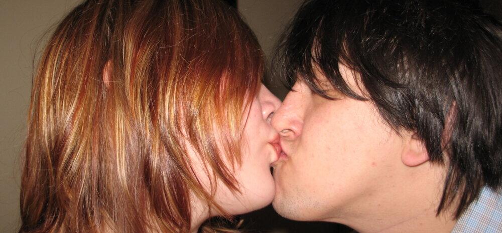 Suudelda meeldib, seksida mitte? Kõik on korras, sa oled lihtsalt HALLSEKSUAAL