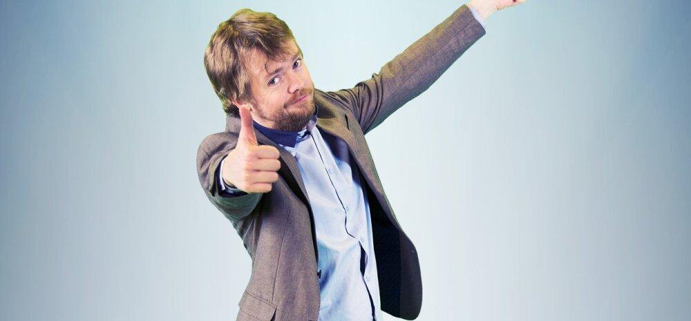 Tallinn Comedy Gala toob üheks õhtuks kokku Eesti ja välismaa huumoritipud, õhtujuht on Ott Sepp!