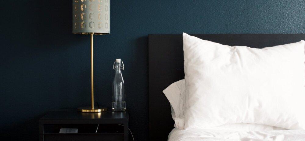 Mida reedab sinu kohta magamistoa värvivalik?