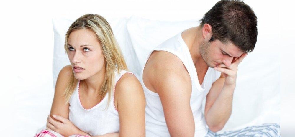 10 viisi kuidas ilusa naisega suhe ära rikkuda