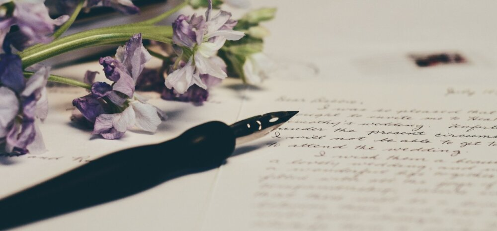 """""""Niisiis suhtleme edasi vaid kirjade kaudu. Põhiliselt leian märkused selle kohta, mis on tegemata jäetud või pole perfektselt korras"""""""
