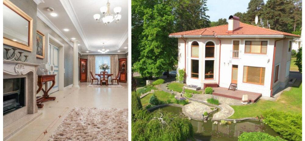 Vaata, millised on Eesti kallimad ja kaunimad müügis olevad eramud