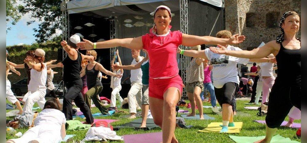 5478b6bcfdc Suur joogastiilide tutvustus: tantra, tantsujooga, vinyasa jooga ...