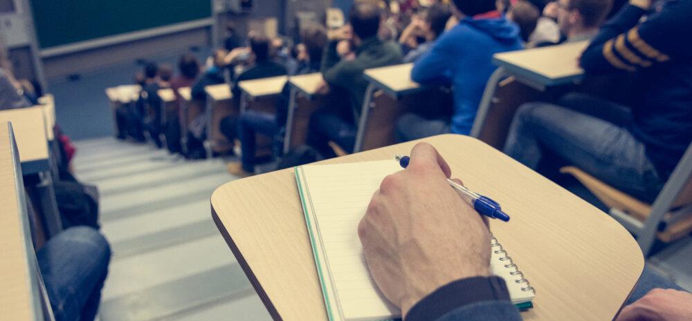 ARVAMUS | Üliõpilane: päris paljud käivad ülikoolis prestiiži pärast või ei tea nad ise ka, miks koolipinki nühivad