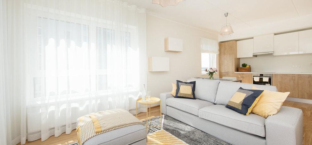 Жилой район Пёэризе – гармоничная жилая среда в Мустамяэ