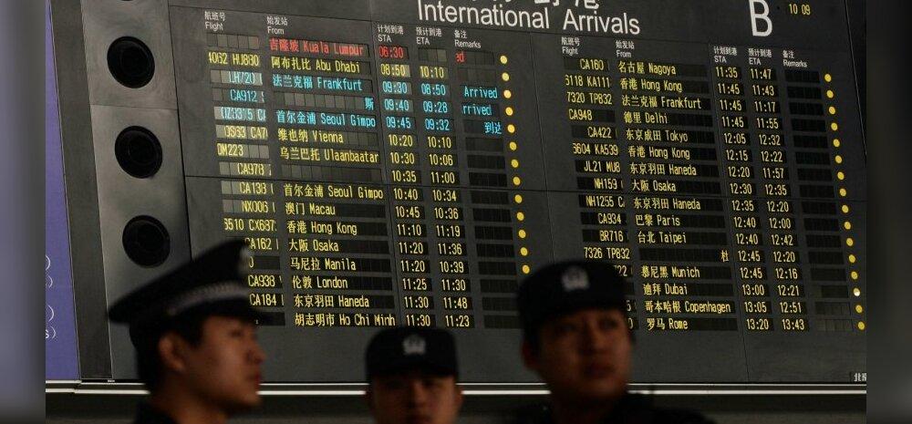 CNN: Malaysia Airlines'i lennuki allakukkumine Vietnami lähistel tundub kahtlane