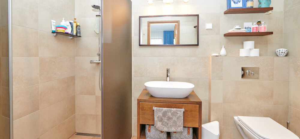 """""""MEIE KODU 2018"""" │ Kena, lihtne ja praktiline vannituba"""