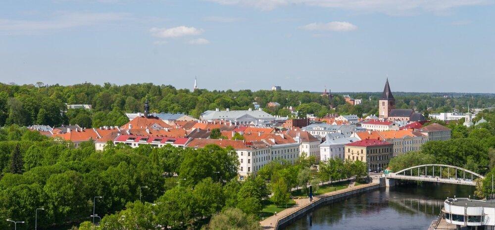 Kaks linna esinelikus: Eesti on sattunud majandusväljaannete huviorbiiti