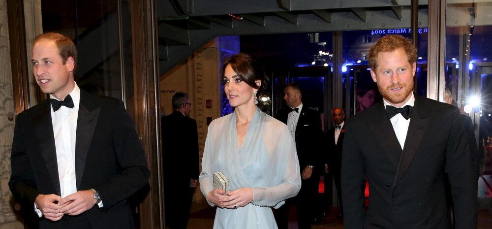 Kuninglik laupäevak: Ühe venna sängist teise? Prints Harry salasuhe on Kate Middletonil pinnuks silmas