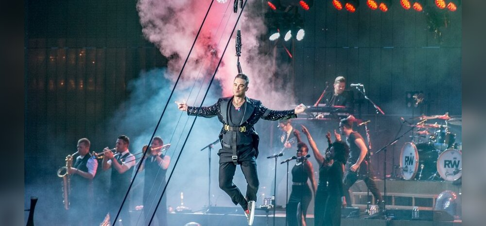 Robbie Williamsi kontsert