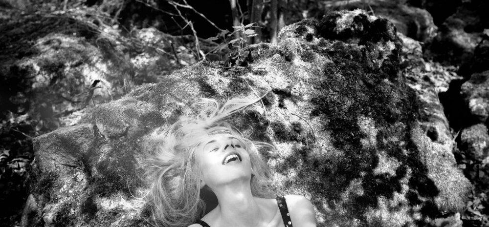 Väga julge GALERII: Ei näe just sageli fotosid naistest, kes on parajasti naudingu tipul, nii et kasuta võimalust!