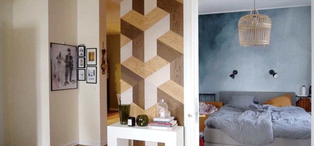 Инновационное покрытие для стен: эстонские дизайнеры удостоены мировой премии в области дизайна Red Dot