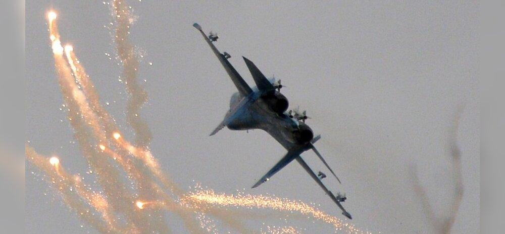 Ukraina ründelennuk tulistati Luganski kohal alla
